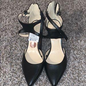 Marc Fisher Black Heels